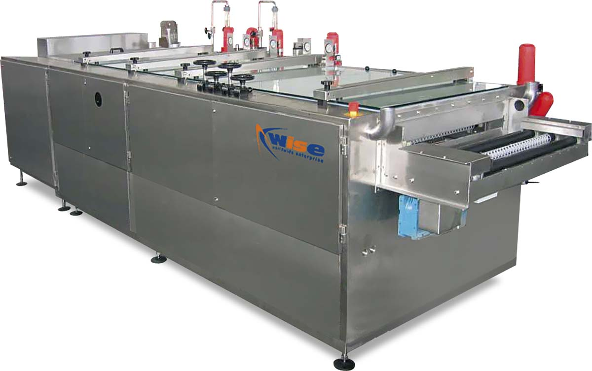 Halstar Printed Circuit Board Cleaning Machine A Modular Especially Suited For Removing All Fluxes In Infrared Fusing Solder Levelling Or Roller Tinning Of Boards